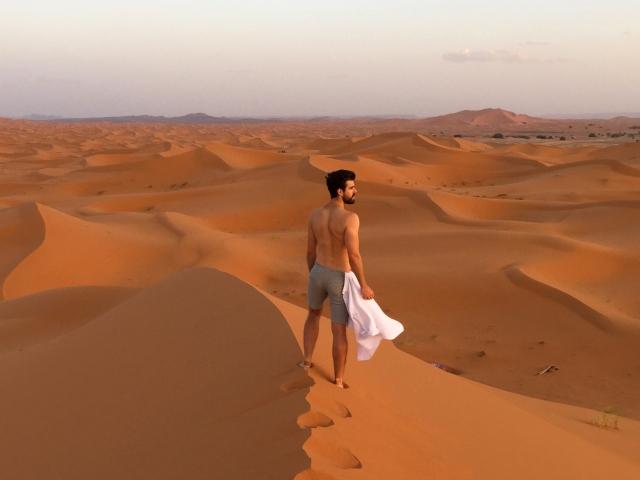 Sahara Sunsets